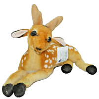 40cm Cuddly Rudolph Reindeer Animal Plush Soft Stuffed Toy XMAS Gift Quality