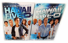 Hawaii Five O (5-0) Die komplette Staffel/Season 5+6 [DVD] Deutsch(e) Version