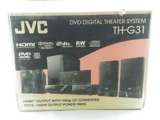 JVC TH-G31 Home Theater Surround Sound System 1000W HDMI 1080P New In Open Box