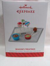 2014 Hallmark Keepsake Ornament Season's Treatings #6 Loc B13