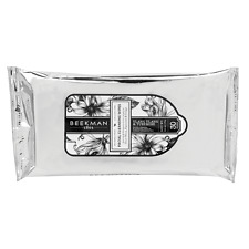 Beekman 1802 Beauty Cleansing Face Wipes 30 Ylang Ylang & Tuberose FREE SHIPPING