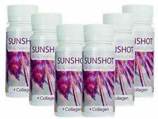 24 New SUNSHOT Sunbed Tanning Accelerator Drink + SUN SHOTS Collagen Formulation
