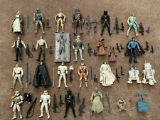 "Hasbro Star Wars 3.75"" POTF2 Orange Loose Lot"