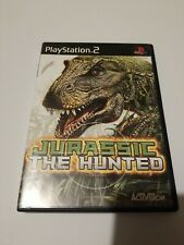 Jurassic The Hunted (Sony PlayStation 3 2009) PS3 CIB Complete TESTED