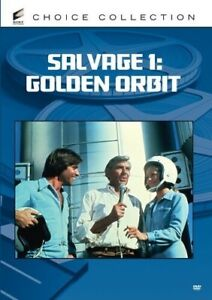 Salvage 1: Golden Orbit  - New and Sealed  DVD