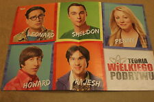 Poster #300 Big Bang Theory / Muse