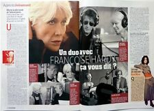 Mag 2006: FRANCOISE HARDY_ ELECTION MISS FRANCE