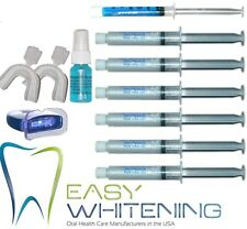 KIT 60CC+LIGHT+SPRAY ACTIVATOR+REMINNERALIZATION-TEETH WHITENING 0% PEROXIDE GEL