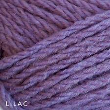 50g Balls - Patons Inca 14ply 70% Wool-Alpaca - Lilac #7041 - $7.25 A Bargain