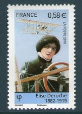 TIMBRES 4504 NEUF XX LUXE - LES PIONNIERS DE L'AVIATION - ELISE DEROCHE  TIMBRES