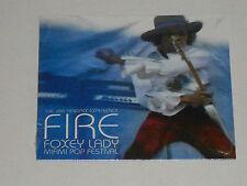"JIMI HENDRIX  Fire / Foxey Lady  vinyl 7"" NEW  BLACK FRIDAY RSD 2013"