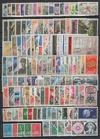 BT142701/ FRANCE – Y&T # 1663 / 1862 MNH – COMPLETE YEARS 1971 - 1975 – CV 200 $