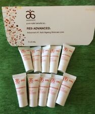 ARBONNE RE9 ADVANCED CORRECTIVE EYE CREAM 10 TUBES X 3 MLS SAMPLES SIZE