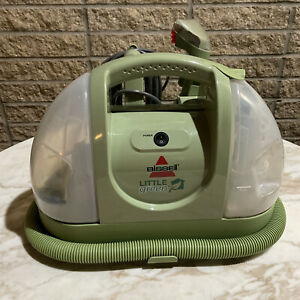 BISSELL Little Green 1400-B Green Portable Carpet Cleaner