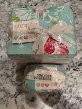 Fat Quarter Bundle 40 Pc Moda Vintage Scrumptious Bonnie & Camille & Jelly Roll