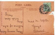 Genealogy Postcard - Family History - Elpton - Grays - Petworth 1576
