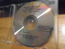 RARE PROMO Immortal Technique CD Bin Laden REMIX hip hop CHUCK D Mos Def KRS-ONE