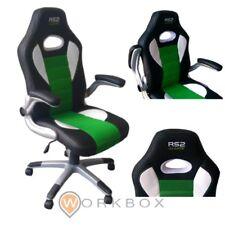 Poltrona Gaming Alantik Rs2 Verde/nera