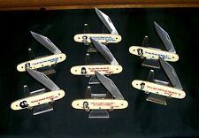 Frost Flying Falcon Knife 1970's Andy Griffith Character Knives Complete Set