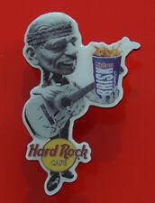 Hard Rock Cafe Pin Badge Lipton Willie Nelson Design Man & Guitar Ltd Edition