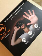 FreeFly VR Virtual Reality Smartphone Headset Gaming 3D Films NEW