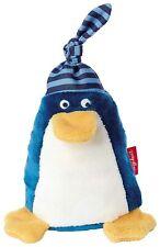 sigikid Greifling mit Rassel Pinguin blau Max 41185 neu