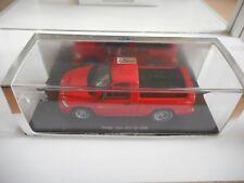 Spark Dodge Ram SRT-10 2005 in Red on 1:43 in Box