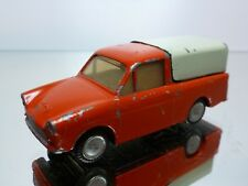 LION CAR DAF 750 PICK-UP VARIOMATIC - DAFFODIL - RED 1:43 - GOOD CONDITION