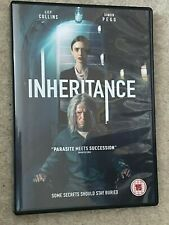 INHERITANCE - DVD FILM 2020 SIMON PEGG (REGION 2) PLAYED ONCE (FREE P&P TO UK)