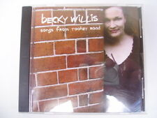 BECKY WILLIS - SONGS FROM TOOHEY ROAD - RARE OZ CD
