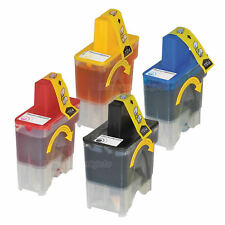 4 LC41 LC41BK Ink Cartridge for Brother BLACK COLOR MFC-210C MFC-420CN 5440CN