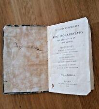 """Libro""""L'Anima innamorata di Gesù Sacramento che sfoga seco lui i suoi affetti"""""""