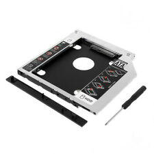 Hdd Universal Cd/Dvd Caddy 12.7mm Sata to Sata Hard Drive Adapter For Laptop