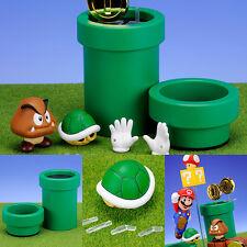 S.H.Figuarts Super Mario Asoberu Play Set B Nintendo Anime Figure Bandai Japan