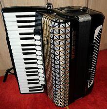 Hohner Atlantic IV N De Luxe Akkordeon Harmonika mit Originalkoffer -neuwertig-