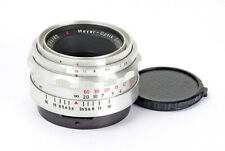 Meyer Optik Gorlitz Red V Primotar E 3.5/80mm f/3.5 80mm mount Pentacon Six 6x6