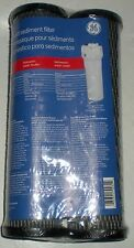 GE GENERAL ELECTRIC HOUSEHOLD SEDIMENT FILTER FXWTC 084691794820  NEW IN PACKAGE