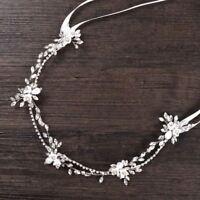 1PC Bridal Headband Crystal Hair Accessories Wedding Dress Accessories for Girls