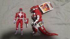 Mighty Morphin Power Rangers / ZyuRanger Red Ranger Tyrannosaurus Dinozord Vinyl