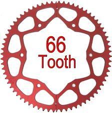 66T Tooth #35 Chain Split Sprocket Two 2 Piece Gear Drift Trike Go Kart Racing
