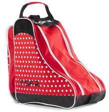 Équipements et protections sacs, housses rouges pour skate, roller et trottinette