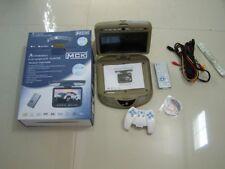 """9"""" Auto LCD Deckenmonitor mit DVD Player Flipdown"""