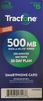 Tracfone Prepaid Wireless Phone Plans - 30 Day Airtime Plan