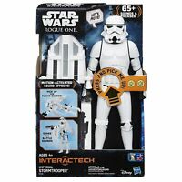 Star Wars Hero Class Interactech Imperial Stormtrooper Figure Action Figures