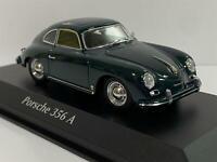 Porsche 356 A Coupe 1959 Vert Foncé 1:43 Maxichamps 940064220