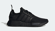 adidas Originals NMD R1 Trainers Black Primeknit Boost Shoes