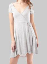 Viscose Summer Wrap Dresses