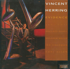 Vincent Herring - Evidence / Landmark Records CD New and sealed