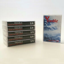 TROUBLE - Run To The Light - CASSETTE TAPE - Classic DOOM METAL album - SEALED