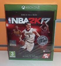 NBA 2K17 XBOXONE NUOVO SIGILLATO ITA